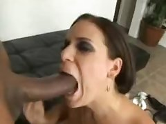 Big assed cuckold wife rides big black cock