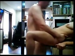 Russian milf amateur hidden cam fucked by lover