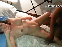 Cuckold amateur wife orgasm of the year