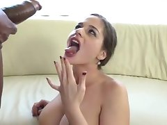 Bigtitted wife bbc double anal gangbang