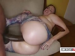 Biggest black cock ever in cuckold porn!!!