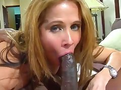 Big titted latina milf gets a huge bbc