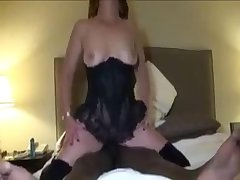 Deep anal cuckold wife driling compilation w bbc