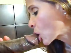 Hotwife Rio gets her pussy gaped by DFWKnight